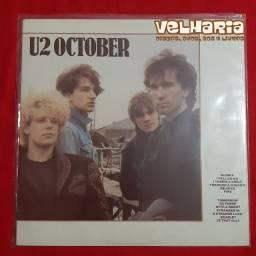 U2 - October (LP)