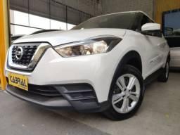 0875 - Nissan Kicks S 1.6 2018