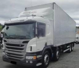Scania P310 8x2 Bitruck 2014 / tranferencia de divida