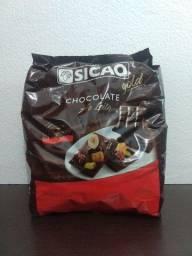 Chocolate Sicao ao leite 2.05kl Gotas