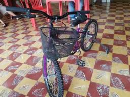 Bicicleta Infantil, Aro 20, Perfeitas condições