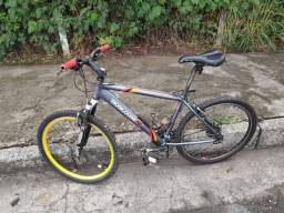 Bike aro 26 filé toda Shimano alívio