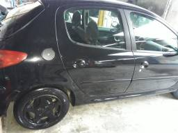 Peugeout 206 Feline 1.6 completo ano 2007
