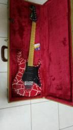 Guitarra ja2 zerada ponte floyd