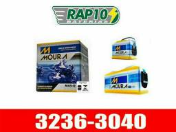 Baterias Moura de 75AH Ranger Frontier Chevrolet S10 Tracker