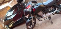 Gol g5 e moto 150