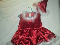 Roupa natal menina