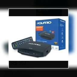 Aparelho Conversor Gravador tv Digital Aquario