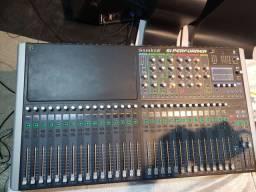 Mesa digital Soundcraft Si Performace 3 32 canais