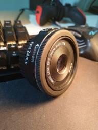 Lente Canon 24 mm 2.8 Stm