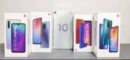Xiaomi mi 10 lite na caixa