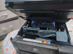 Vendi impressora EPSON ( leia a descrição)
