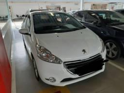 Vendo ou troco Peugeot 208 Allure 1.5 8v MT 15-16 116.873 km R$35.900,00