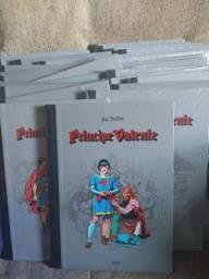 Edições de Príncipe Valente