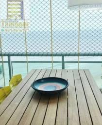 Apartamento Na Ponta do farol ,Vista Mar ,Todo Projetado .3 Suítes