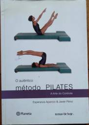 O autentico metodo pilates - a arte do controle