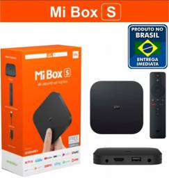 Xiaomi Mi Box S 4k Hdr Android Tv 8.1 & Google #mdz-22-ab