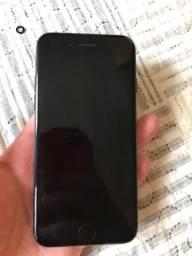 iPhone 7 jet black com nota fiscal e caixa