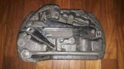 Kit Macaco + Chave de Roda FIAT + Triângulo Autometal (Todos Originais)