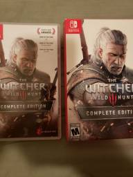 The witcher 3 switch complete edition