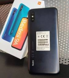 Celular Xiaomi Redmi 9A 32Gb 2Gb Ram Novo Lacrado