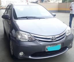 Toyota Etios Xls 1.5 - Muito Novo
