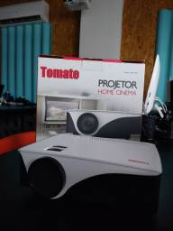 Mini Projetor MPR-7008 (800L/LED) - TOMATE