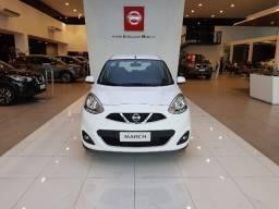 Nissan March 1.6 Versão SV Automático 2020/2020