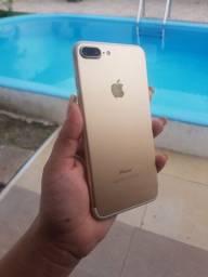 Vendo iphone 7 plus golg , 128 gb