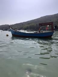 Embarcação de Pesca Artesanal (Bote)