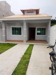 Casa nova 2 Qts, 1 Suíte e Churrasqueira em Porto da Roça