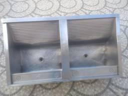 Tanque de inox 2 cubas