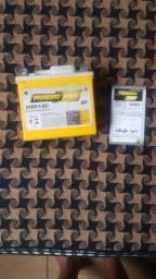 Bateria zerada