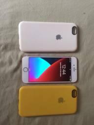 Vendo ou troco iphone 6s perfeito sem detalhes so pegar e usar