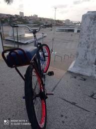 Vendo bike boa pro grau e pra andar R$800