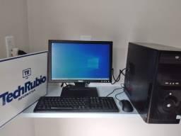 Computador completo com garantia em até 12x