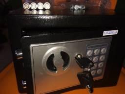 Cofre digital  com duas chaves sd17
