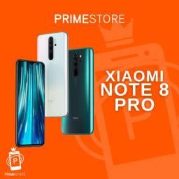 Xiaomi Redmi Note 8 pro 6gb com 128gb // Compre sem sair de casa // PrimeStore