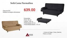 Sofá cama Turmalina *