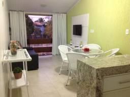 Aluga-se apartamento mobiliado para temporada em Porto Seguro - BA