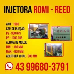 Injetora Romi Reed - (para copos, canecas, baldes, cadeiras etc)