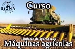 FORMAÇÃO DE MÁQUINAS AGRÍCOLAS