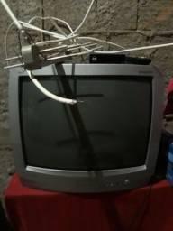 Televisão de 20 polegada