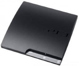 Ps3 - Console Video Game com Jogos