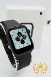 Smartwatch relógio inteligente iwo 12 lite (compatível com android e ios)