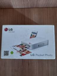 impressora de bolso LG Pocket