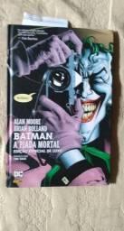 Batman A Piada Mortal - Edição Alan Moore E Brian