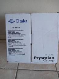 Cabo de Rede Draka - 100% Cobre