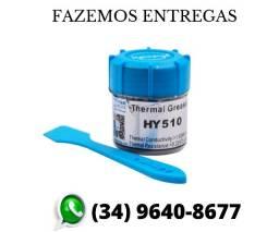 Pasta Térmica Thermal Grease Hy510 25g Halnziye, Novo Lacrado (Fazemos Entregas)