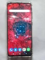 Samsung Galaxy A71 (Leia a distribuição)